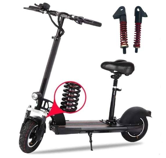 how electric scooter works