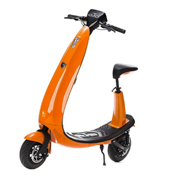 OjO Commuter Scooter Ford Ojo Electric Scooter Review 2021
