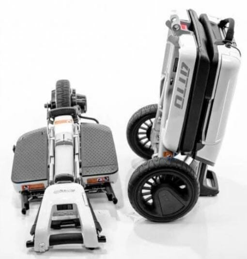 atto 3 wheel folding e scooter with seat 8 Best 3 Wheel Electric Scooter with Seat for Adults, Buying Guide 2021