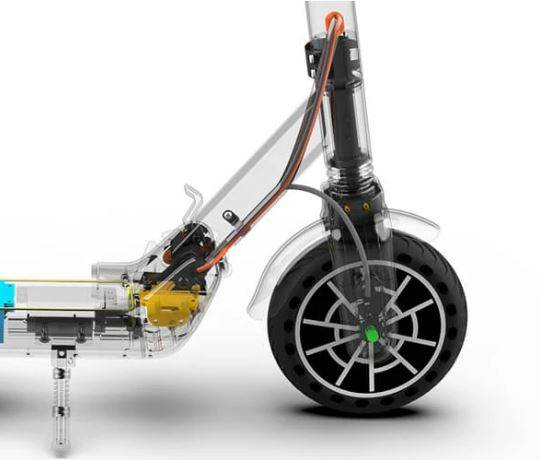 hiboy electric scooter review 350w