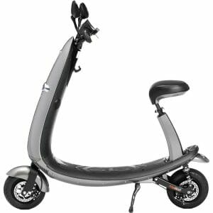 ojo commuter scooter safety features Ford Ojo Electric Scooter Review 2021