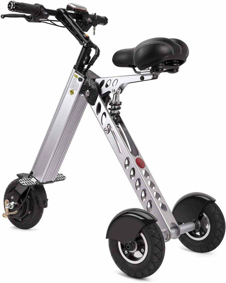3 wheeled motor scooter for adults