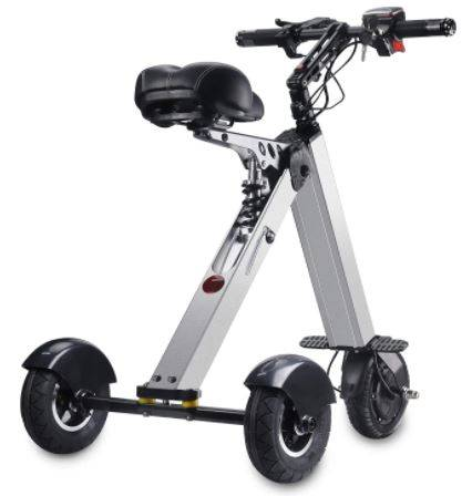 three wheeled scooters for adults