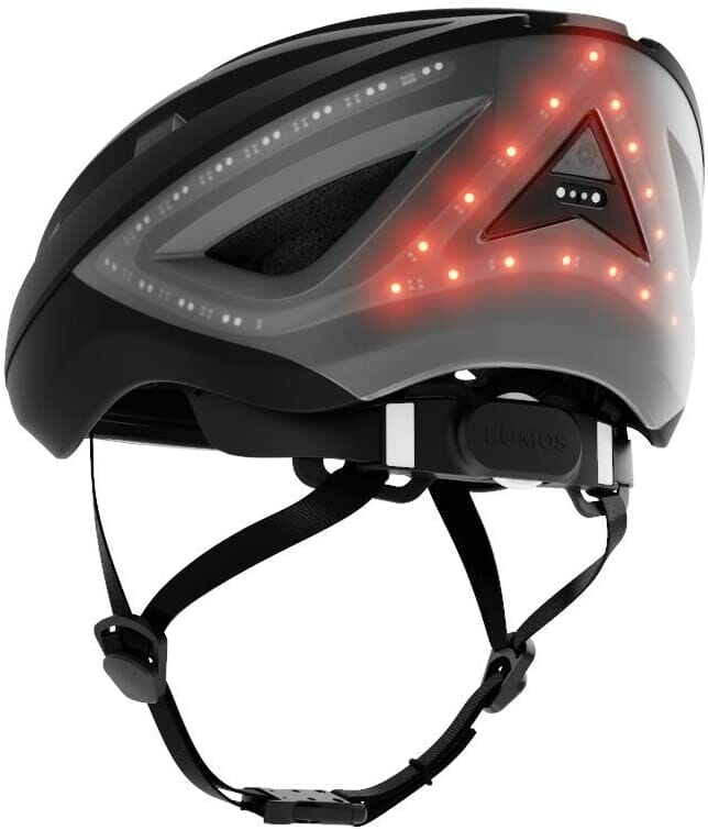electric scooter helmet with lights