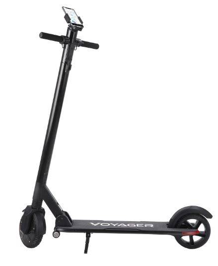 voyager dash charge commuter electric scooter