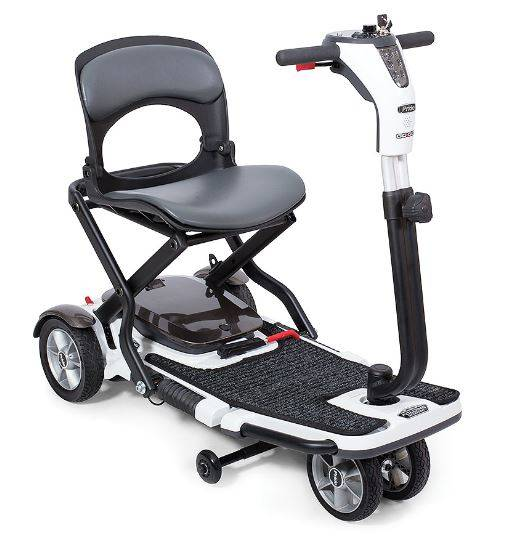 best electric scooter for disabled adults