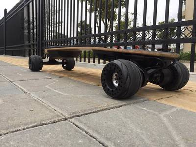 Can You Ride an Electric Skateboard on the Sidewalk?