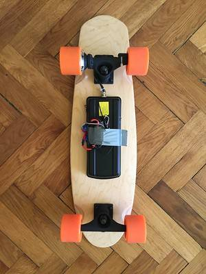 how much are electric skateboards