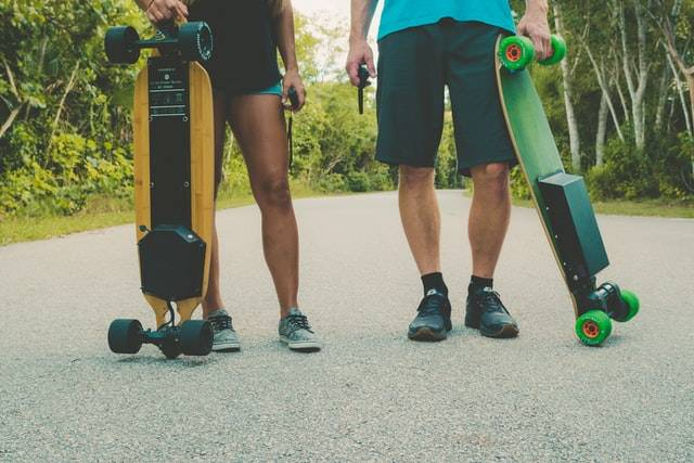 how much is an electric skateboard