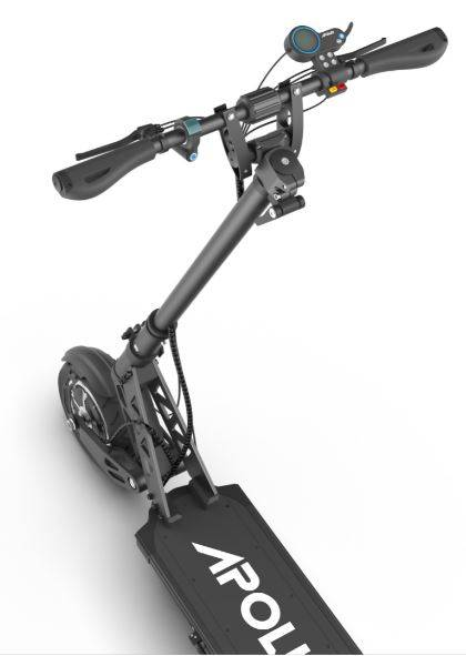 electric scooter that holds 250 lbs