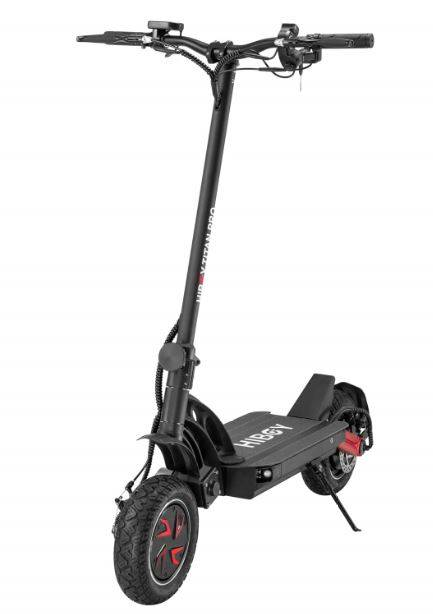 electric scooter for large adults