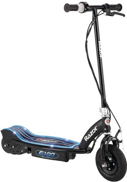 Razor E100 Glow Electric Scooter review