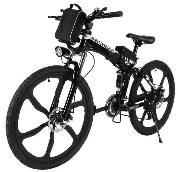 best folding e bike under 1000