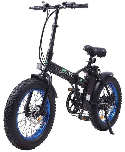 best electric folding bike under 1000