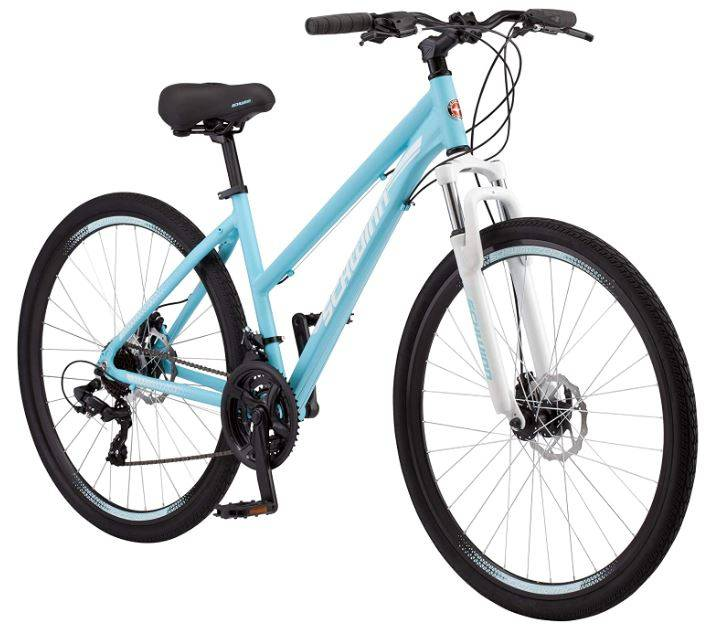 eSchwinn GTX Comfort Adult Hybrid Bike
