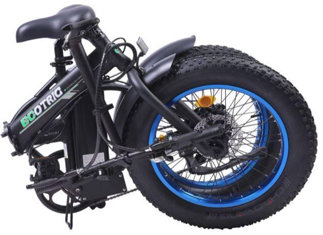 best folding electric mountain bike