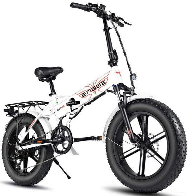 engwe EP 2 Best Affordable Folding Electric Bikes Under $1000 Budget That brings Value For Money