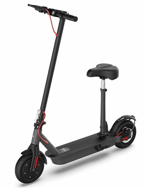 electric scooter with seat teenager