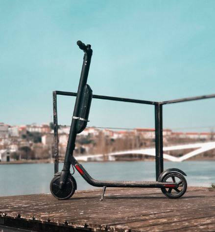Best electric scooter with removable battery