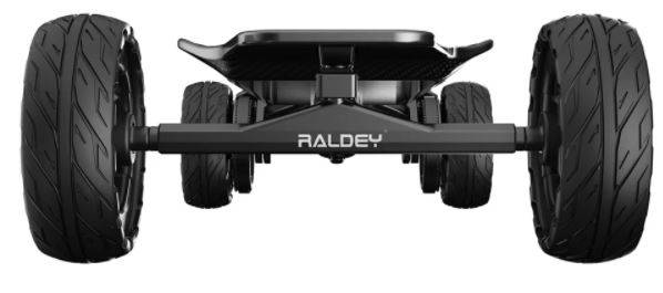 raldey AT V.2 12 Best Off Road All Terrain Electric Skateboards,In-Depth Reviews 2021