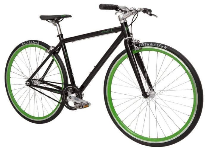 Detroit bike sparrow