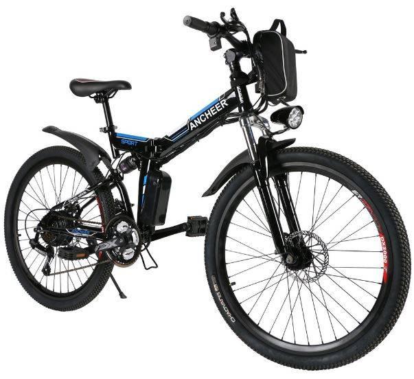 folding mountain bike under $700
