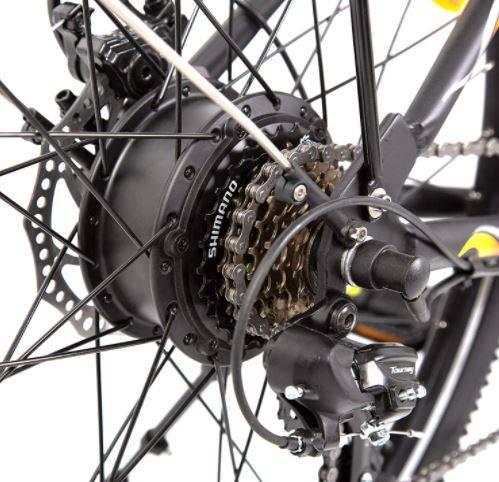 electric bike under 750