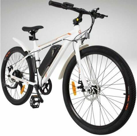 ECOTRIC Vortex UL Certified 26-Inch Electric Bike