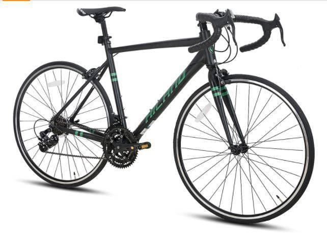hiland 700c commuter bike Top 8 Best Road Bikes Under $400 Budget-2021