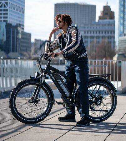 how electric bikes work