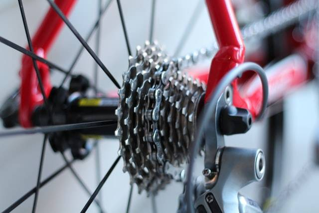 road bike crankset