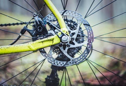 road bike disk brake