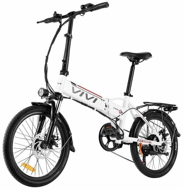 vivi electric bike 8 Of The Best Electric Bikes Under $700-$750 Reviews- 2021