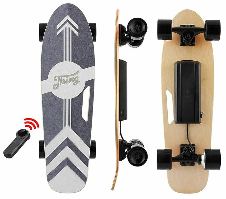 best affordable electric longboard
