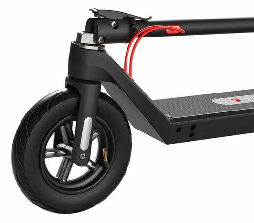 fastest electric scooter under 400