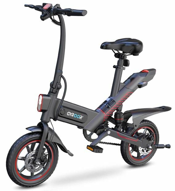 electric bikes for sale under 500